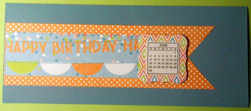 Long Happy Birthday
