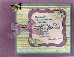 Lilac True Friends