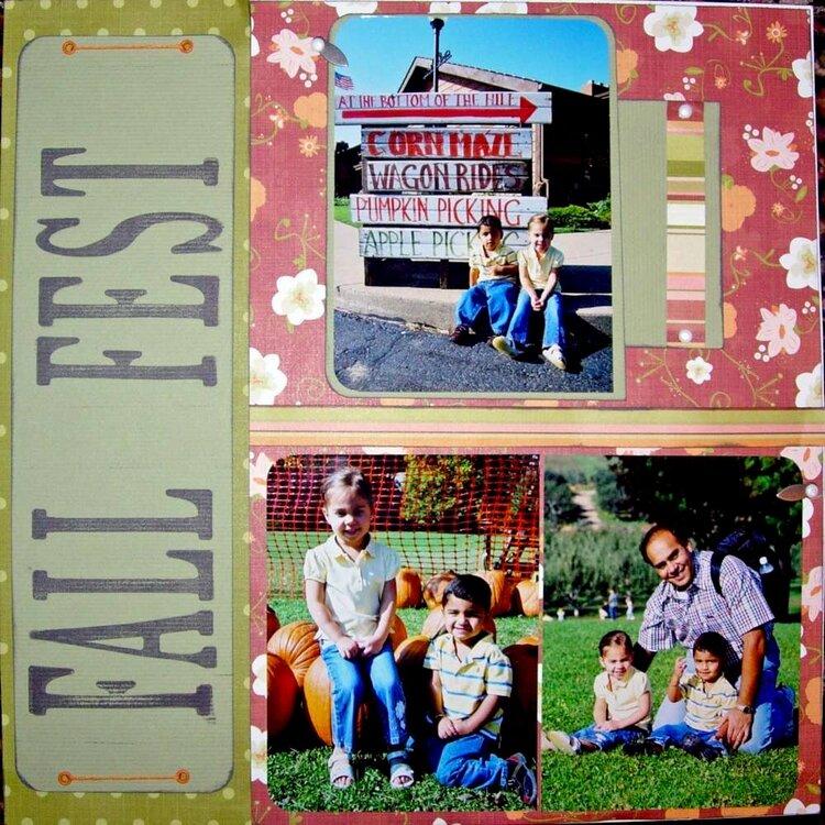 Fall Fest 2003