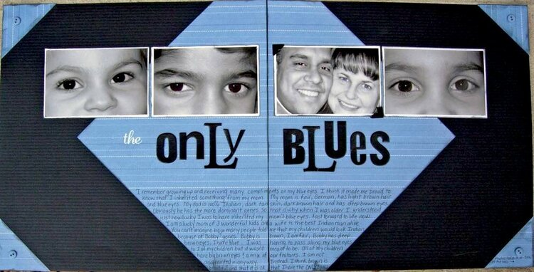 The Only Blues