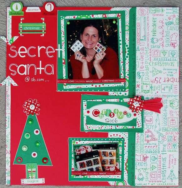 Secret Santa @sb.com