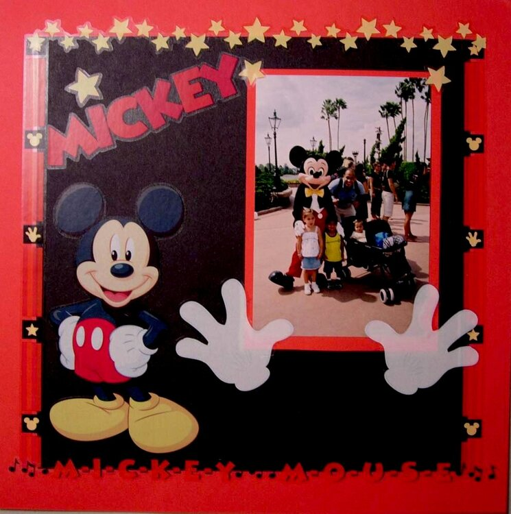 Mickey Mouse 2004