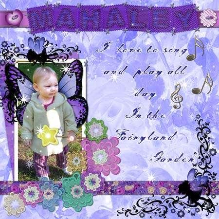 Fairy - Mahaley