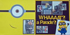 Whaat? A Parade?!