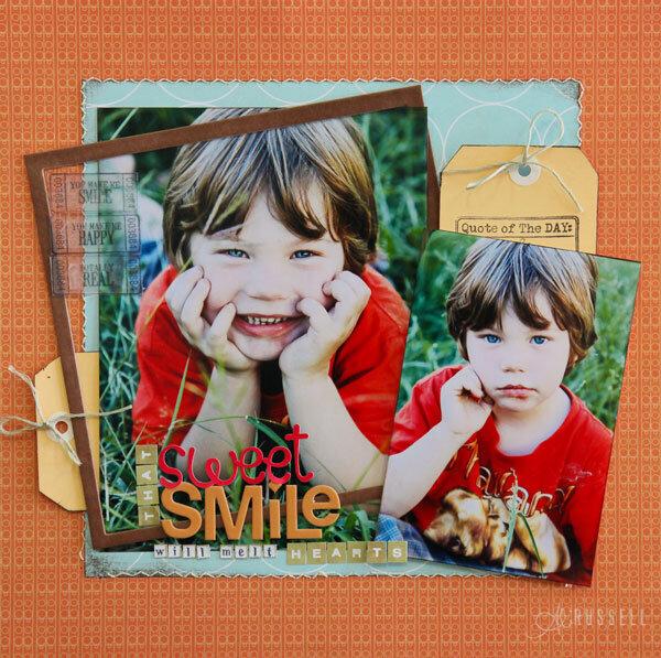 That sweet Smile.....