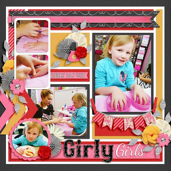 Girly Girls (page 1)