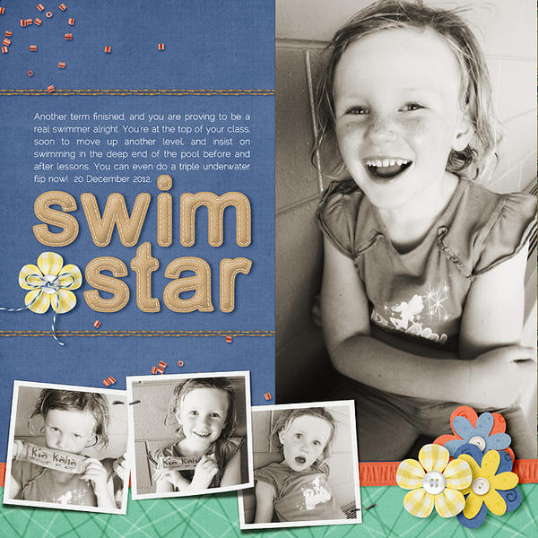 Swim star