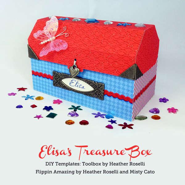 Elisa's Treasure Box