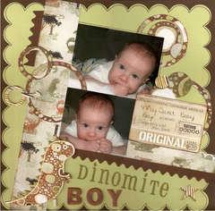Dinomite Boy