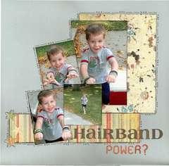 Hairband Power?