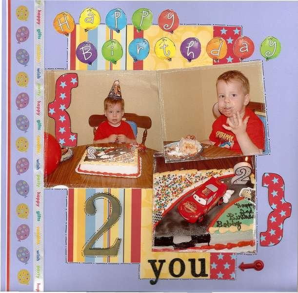 Happy Birthday 2 You