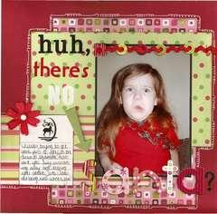 Huh, There's No Santa? LUCKY 7