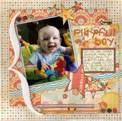 Playful Boy