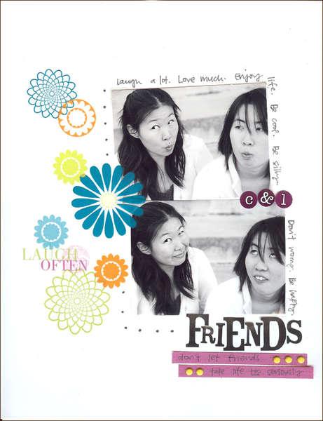 Friends Don't...