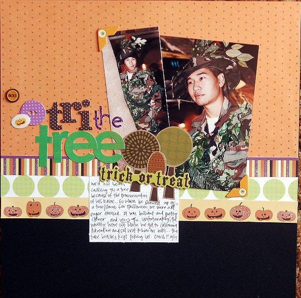 Seasonal Layouts : Tri the Tree