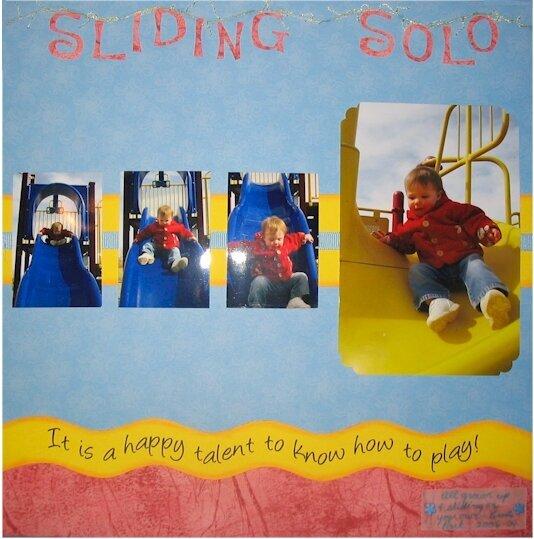 Sliding Solo