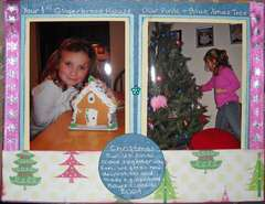 1st Christmas - C&S Challenge #6