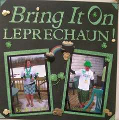 Bring it On Leprechaun