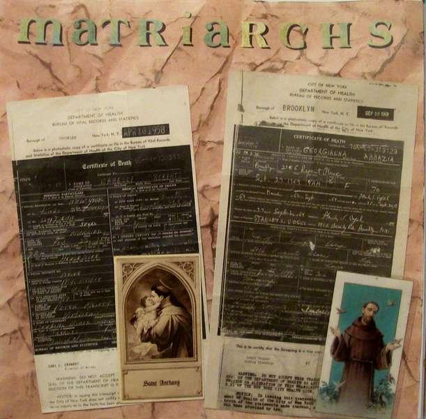 Matriarchs