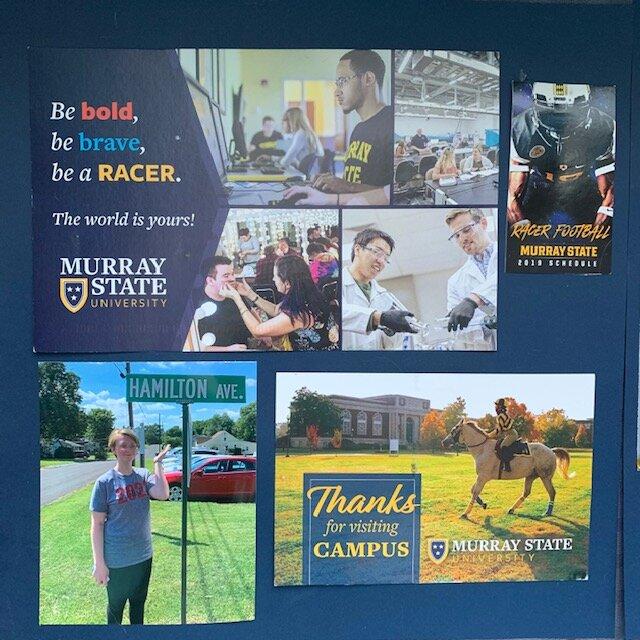 Murray State University p.1