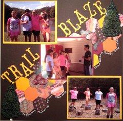 Trail Blazing Badge