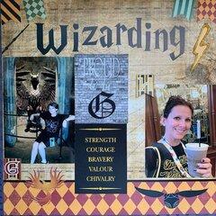Wizarding World p.1