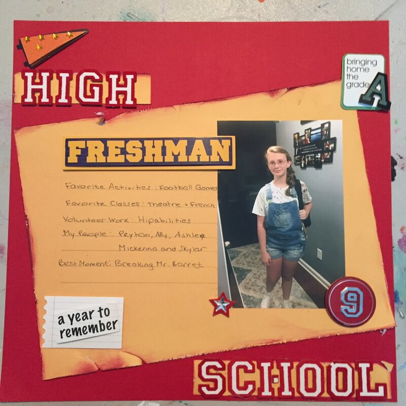 High School Freshman