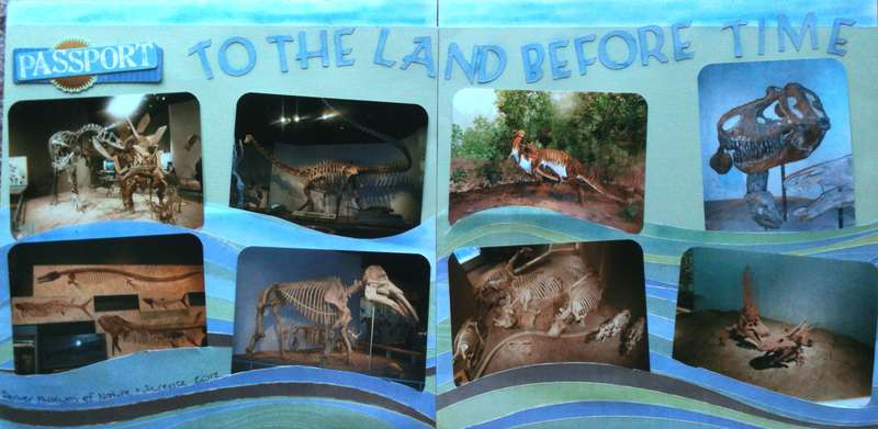 Passport to the land before time