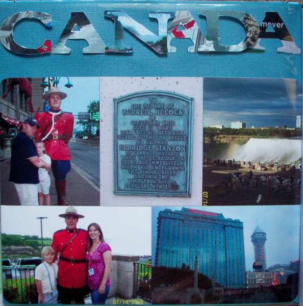 Scenes from Canada