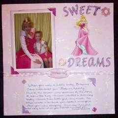 Sweet Dreams Sleeping Beauty