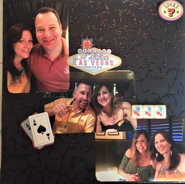 Vegas: Good Times, Good Friends, Good Food