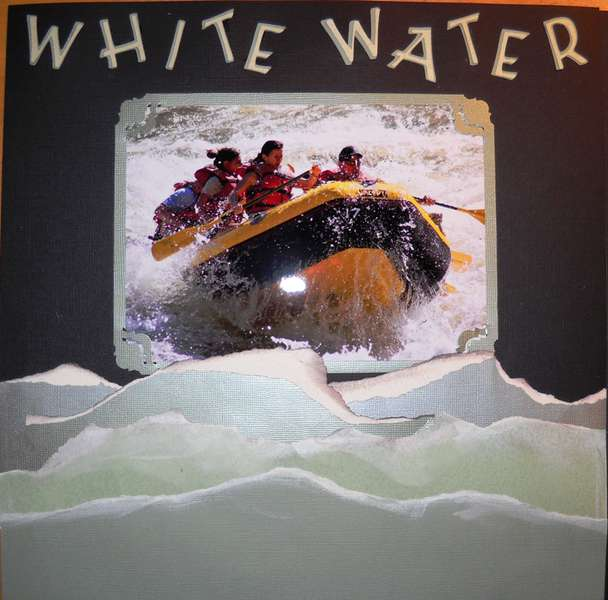 Whitewater Rafting p.1