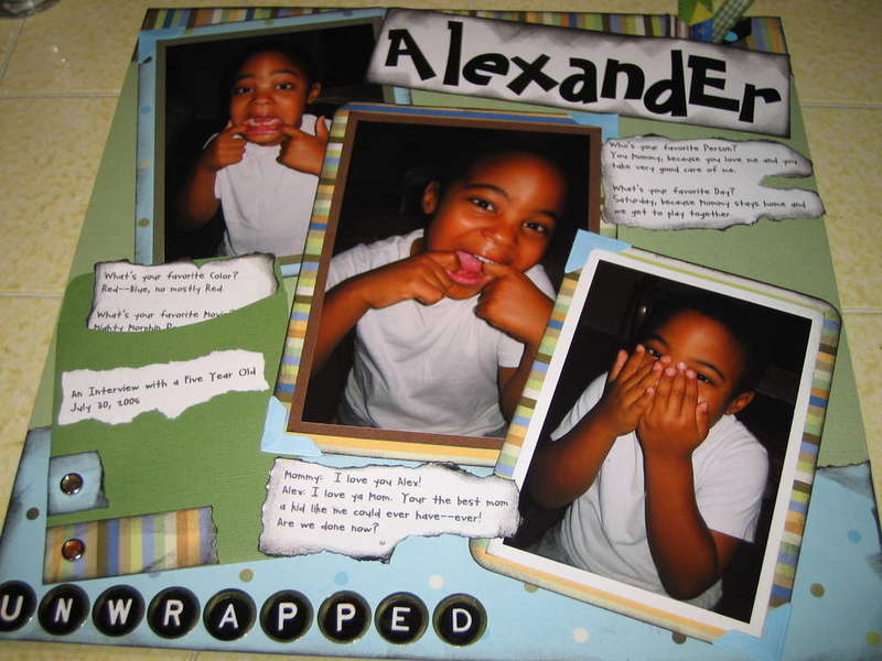 Alexander: Unwrapped