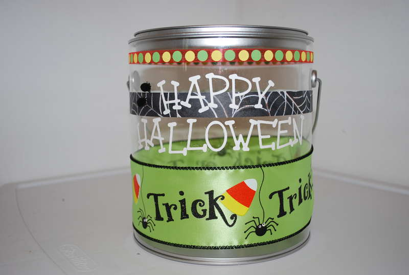 Halloween Paint Can #3