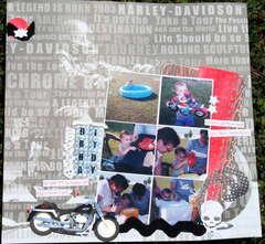 Motorcycle Birthday