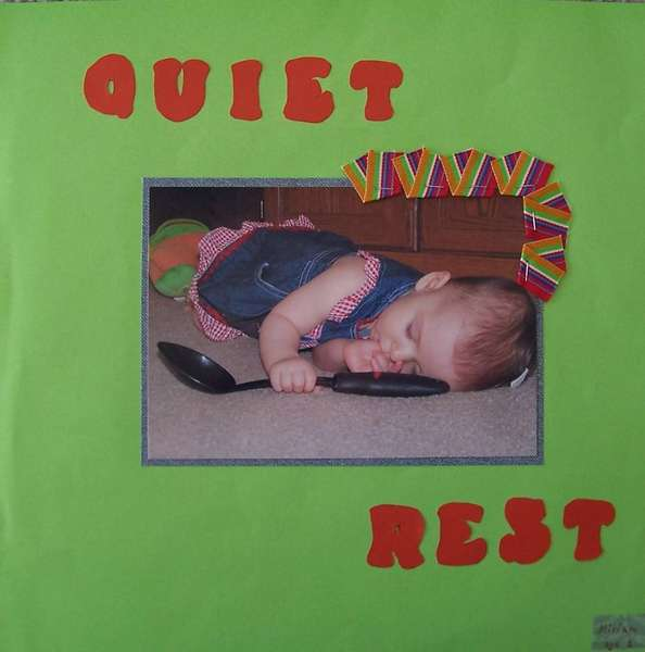 Quiet Rest