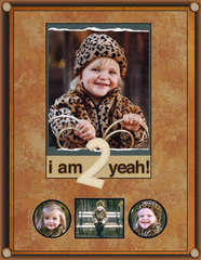 I am Two!