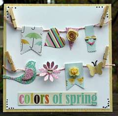 Colors of Spring