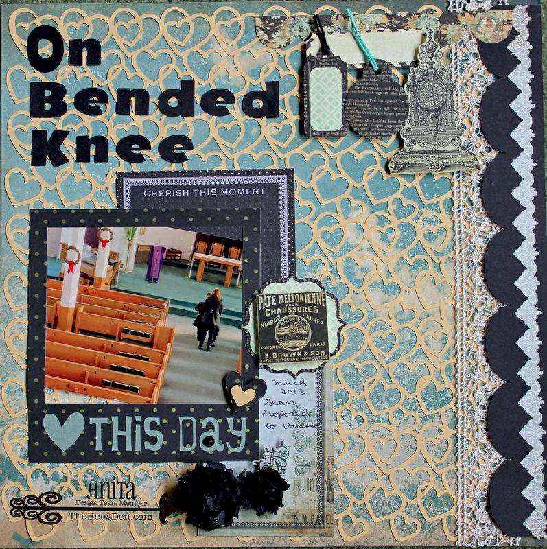 On Bended Knee