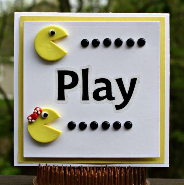 Pac Man Play