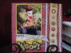 Woody and Shaina
