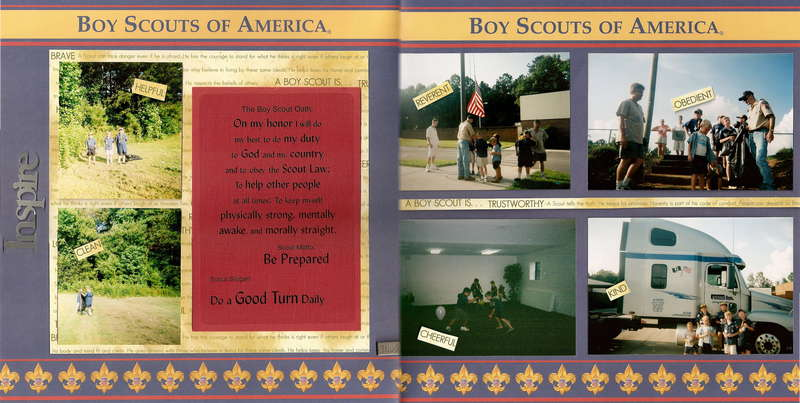 Boy Scouts of America 2005