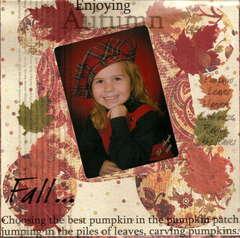 Enjoying Autumn...Fall