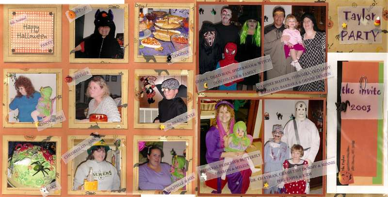 4th Annual Happy Halloween Party