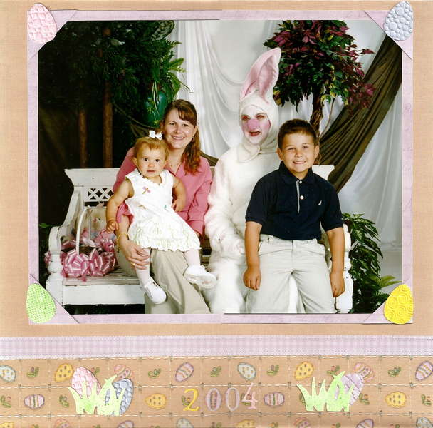Easter Bunny 2004