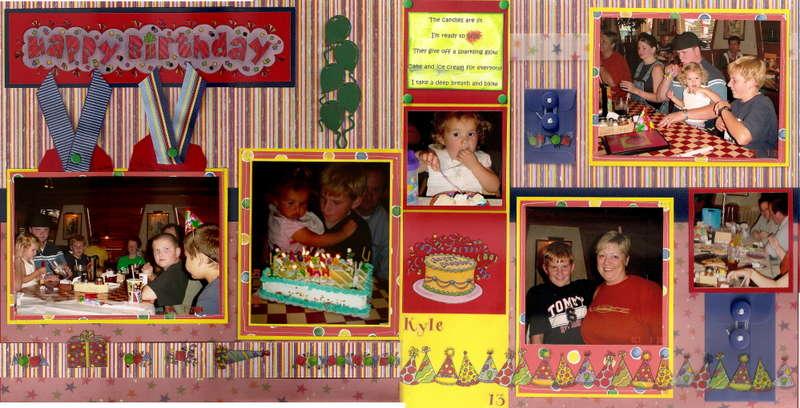 Happy Birthday Kyle - 13