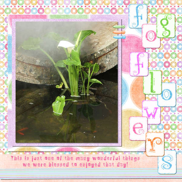 Fog Flowers II