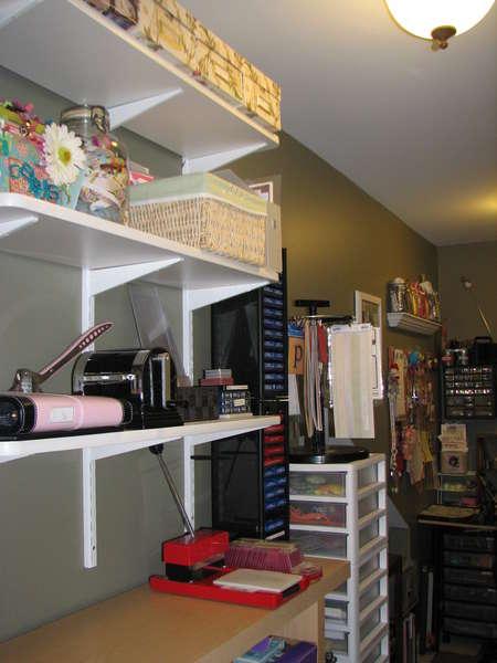 New shelves!