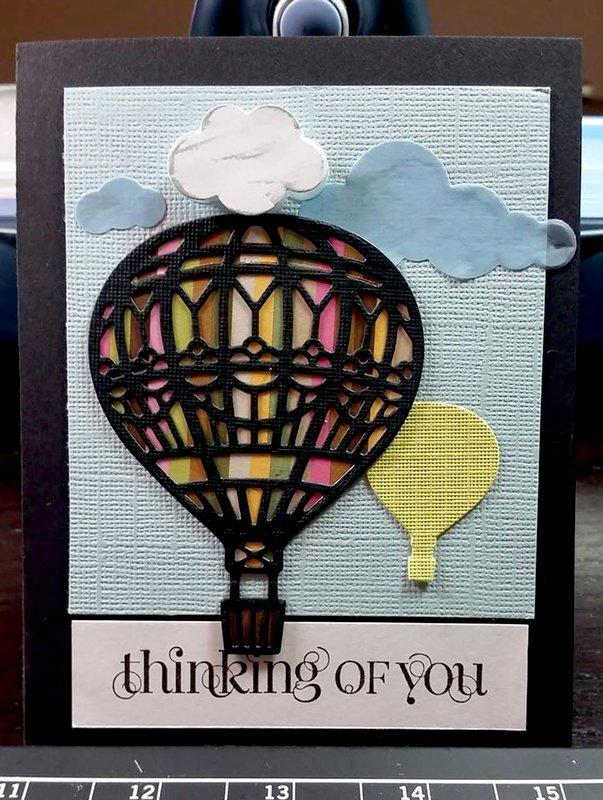 Thinking of you balloon