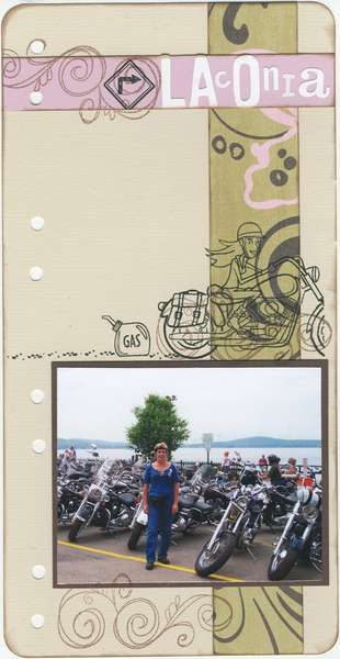 Diary - page 1